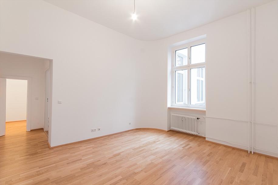 Eine aufgelöste Wohnung – Talent Entrümpelung