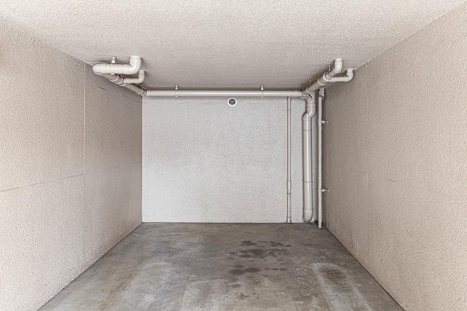 Entrümpelungsfirma – Foto eines ausgeräumten Kellers – Talent Entrümpelung