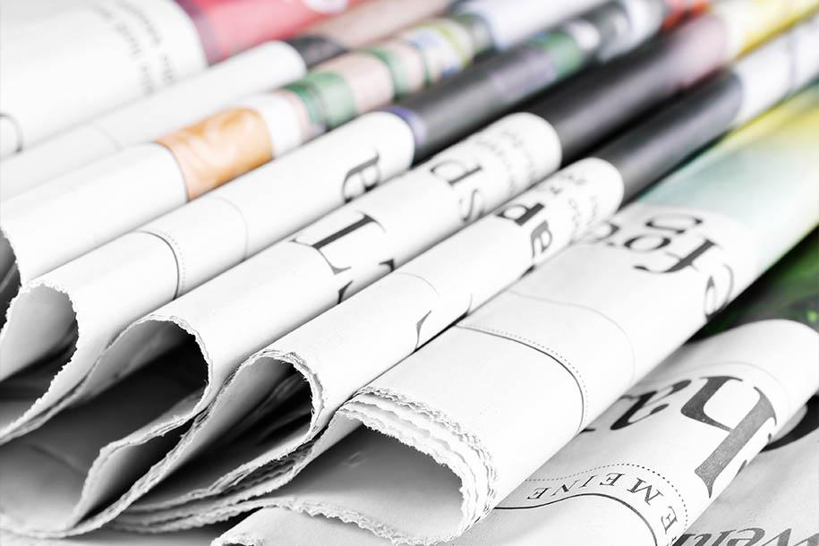 Entrümpler – Haufen Zeitungen – Talent Entrümpelung
