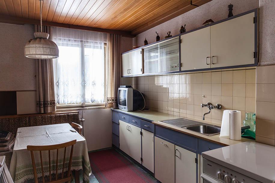 Wohnungsauflöser – Unschöne Küche – Talent Entrümpelung
